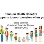 Pension Death Benefits – What happens to your pension when you die?