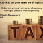 Key tax allowances for the 2019/20 tax year