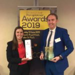 'Team of the Year' in the Professional Paraplanner awards 2019