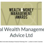 Wealth & Money Management awards 2019